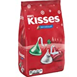 KISSES Holiday Milk Chocolates, 36 Ounce