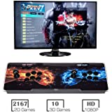 MYMIQEY 3D Pandora Key 7 Arcade Game Console | 2177 Retro HD Games | Full HD