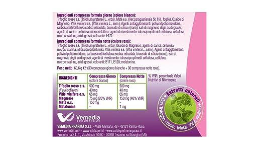 Valdispert Menopausa D&N 30+30: Amazon.es: Salud y cuidado personal
