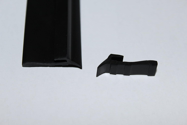 SN Fensterbank Dichtung , schwarz (je 5 mtr): Amazon.de: Baumarkt