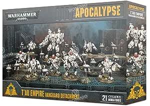 Games Workshop Tau Empire Vanguard Detachment: Amazon.es: Juguetes y juegos