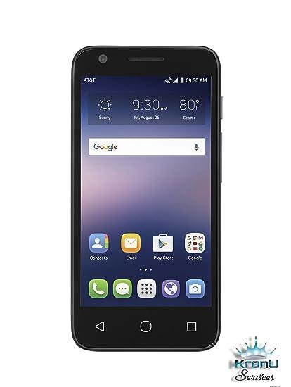 Wonderbaarlijk Amazon.com: Alcatel Ideal 4060A 4G LTE 4.5