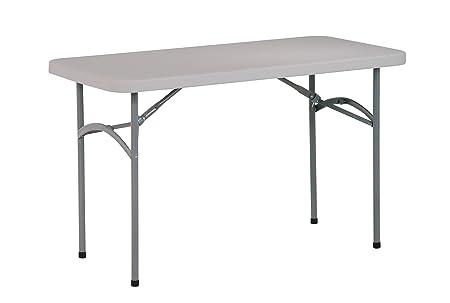 Office Star Resin Multi-Purpose Table, 4-Feet Long