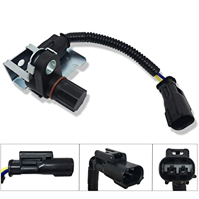 CBK Rear Axle Mounted ABS Speed Sensor for Dodge Dakota Ram 1500 Pickup Truck Van 970-024 56028187AD 56028187AE: Automotive