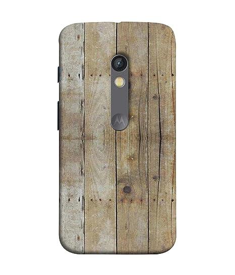 uk availability 1eef1 3317c FUSON Designer Back Case Cover for Motorola Moto X Play: Amazon.in ...