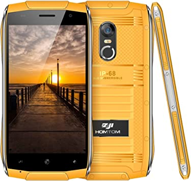 Homtom ZOJI Z6 Smartphone Libre, 3G Teléfono Inteligente(4.7 ...