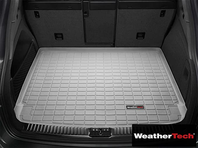 Black WeatherTech Cargo Liner for Toyota Prius w//o Spare Tire 2016-2018