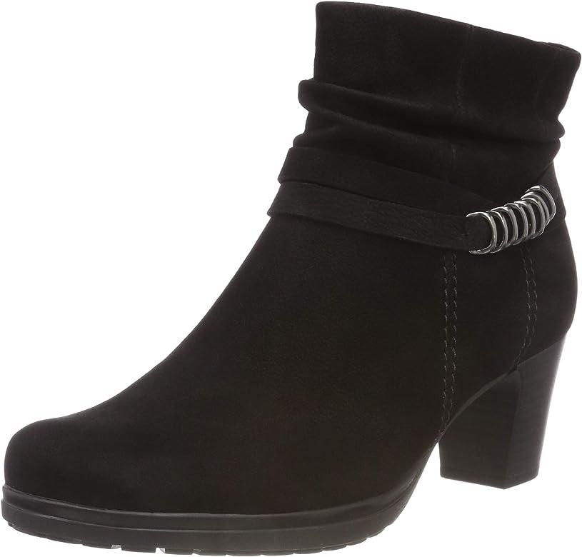 Para Shoes BasicBotines MujerNegroschwarzmicro Comfort Gabor P0kOwn