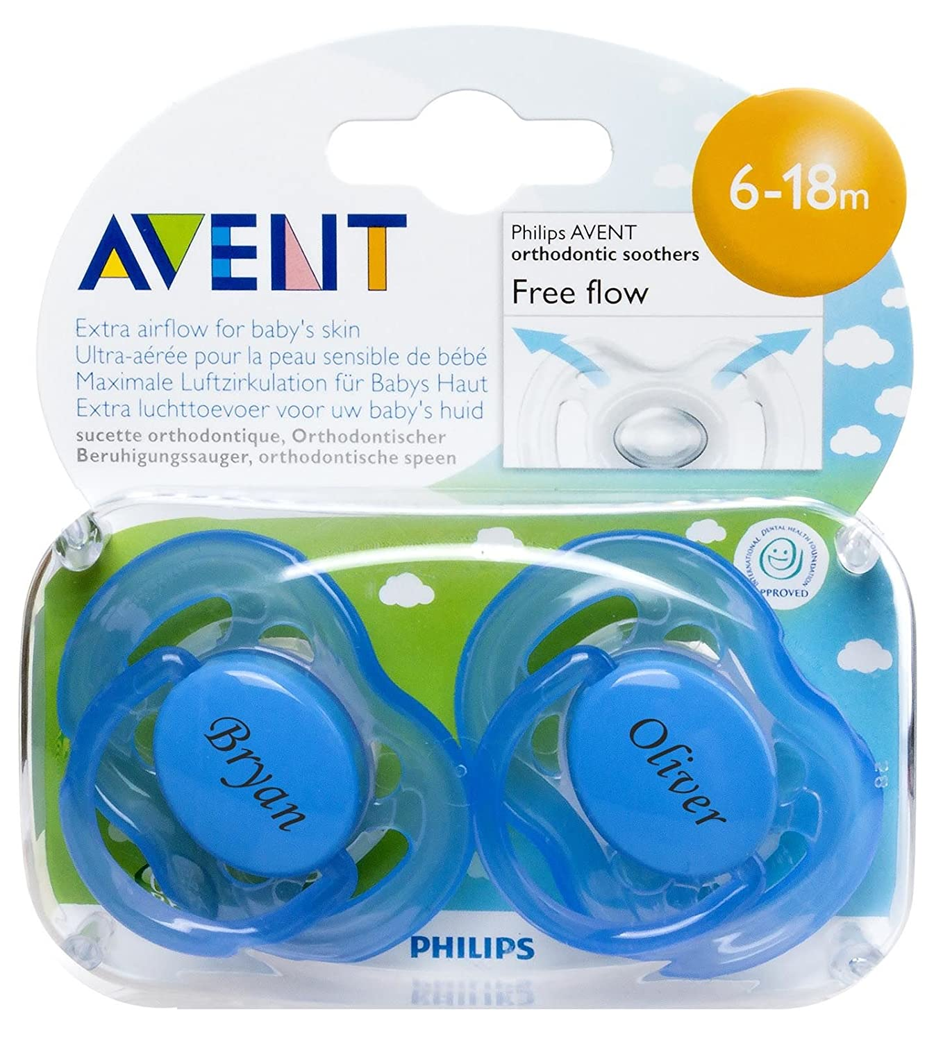 Amazon.com: Regalos personalizados – Philips AVENT última ...