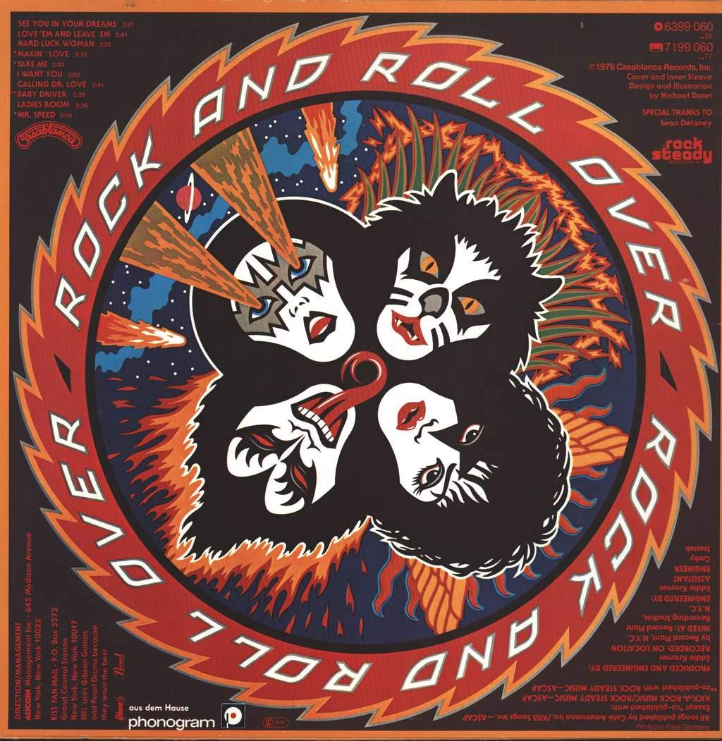 Amazon.com: Rock And Roll Over: Music