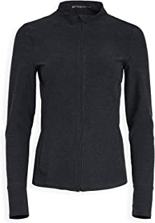 product image for Beyond Yoga Women's Fitted Mock Neck Jacket