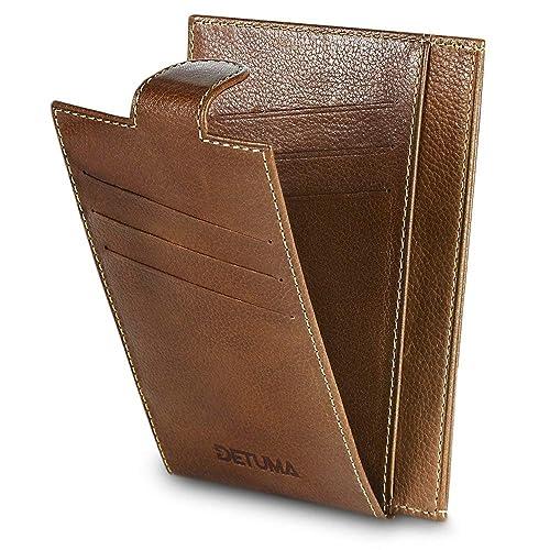 e0379dd3eabae Geldbörse Kreditkartenetui Kartenetui aus echtem Leder naturbelassenem  Nappaleder Portemonnaie Portmonee