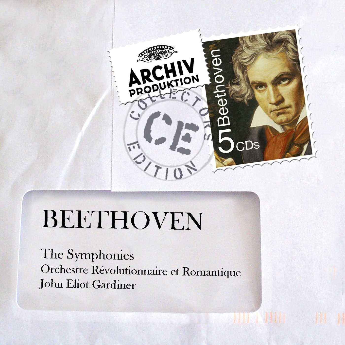 Beethoven: The Symphonies by Deutsche Grammophon