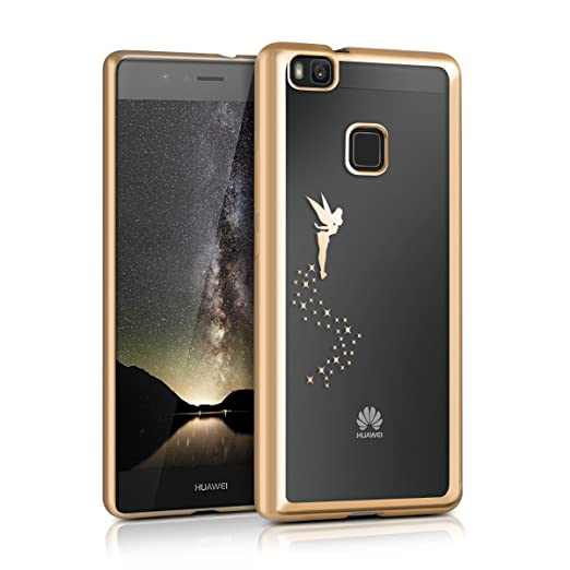 46 opinioni per kwmobile Cover per Huawei P9 Lite- Custodia protettiva in silicone TPU cristallo