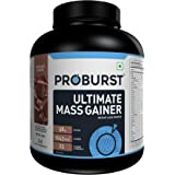 Proburst Ultimate Mass Gainer - 3kg (Chocolate)