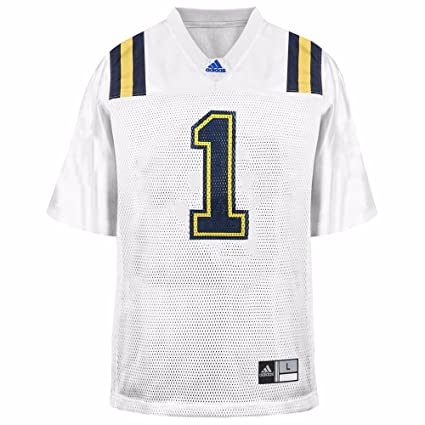 e4f8e17a527 adidas UCLA Bruins NCAA White Official Road  1 Replica Football Jersey For  Youth (S