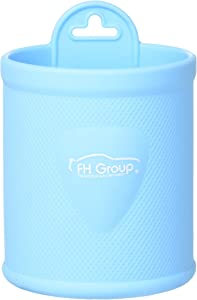 FH Group FH3021LIGHTBLUE Light Blue Silicone Dash/Vent Mounted Cup Holder (Smartphone Iphone, Galaxy Coin Grip)