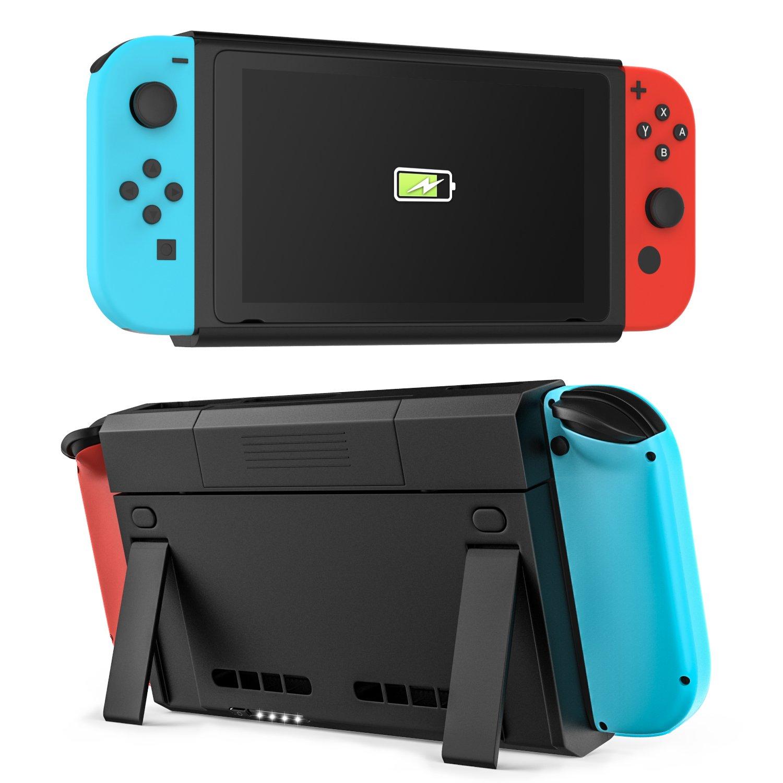 MoKo Nintendo Switch Batería Cargador, [Alta Capacidad ...
