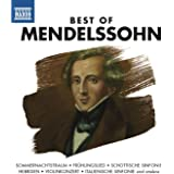 Best of Mendelssohn [Import anglais]