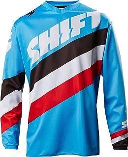 Jersey Shift Whit3 Tarmac Blue S