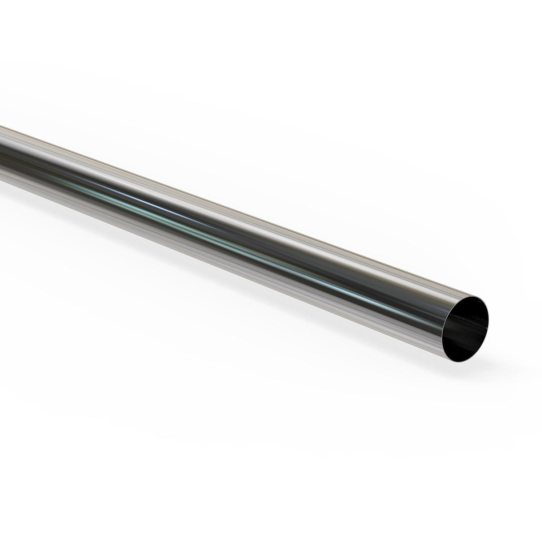 100 cm Universal Auspuffrohr /Ø 57 mm Abgasrohr Rohr Abgasanlage Pkw Lkw