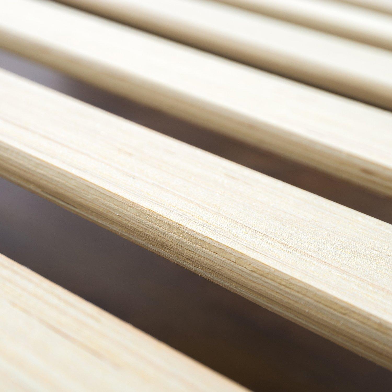 Zinus Urban Metal and Wood Platform Bed, Twin