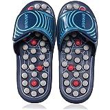 BYRIVER Acupressure Foot Massage Slippers Shoes Sandals Reflexology Massager Relive Arthritis Back Pain, Christmas Gift…