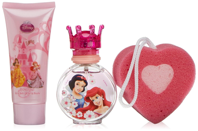 DISNEY PRINCESSE Minnie Eau de Toilette and Accessories Gift, 30 ml 5380