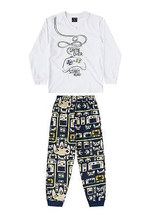 ce95c67a8 Pijama E Calça Meia Malha Infantil Quimby  Amazon.com.br  Amazon Moda