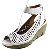 CLARKS Womens Clarene Prima Open Toe Casual Ankle Strap Sandals
