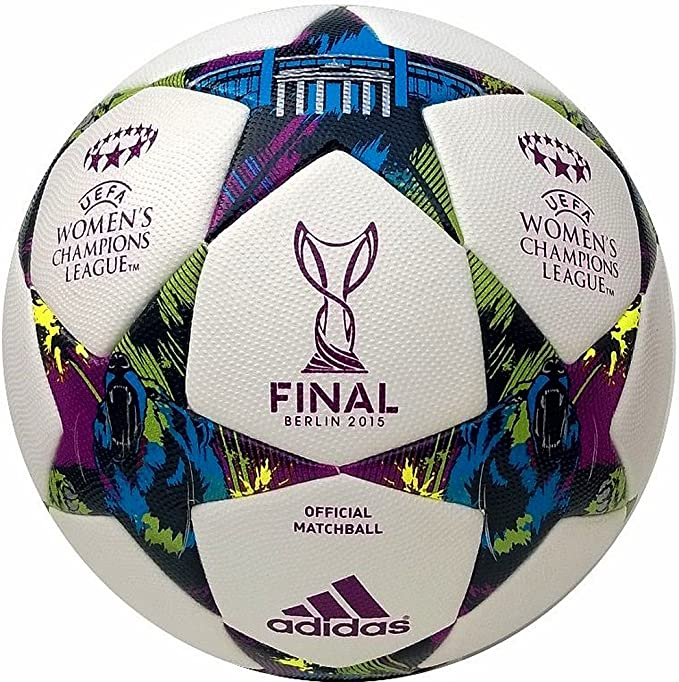 adidas Ballon de Match Officiel UEFA Final Womens Champions ...