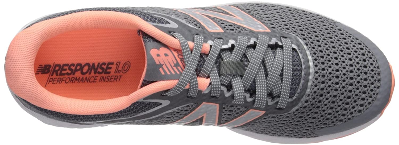 9 D US W520CS3 Grey New Balance Womens 520v3 Running Shoe