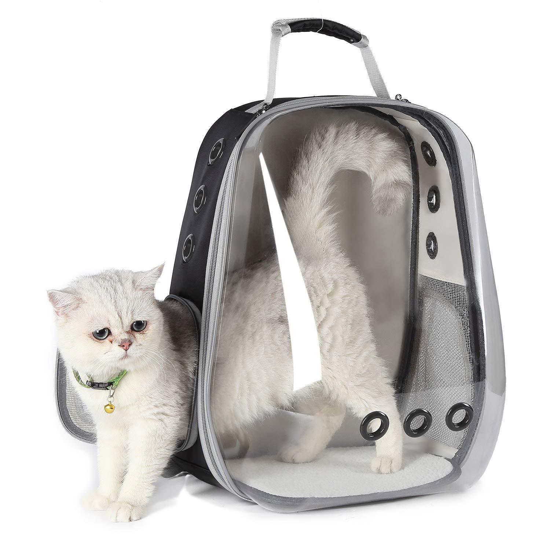 Amazon.com: Mochila para gatos, bolsa de burbujas para ...