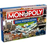 Royal Windsor Monopoly Board Game