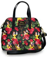 Loungefly Belle Beauty and the Beast Belle Floral Handbag Bag