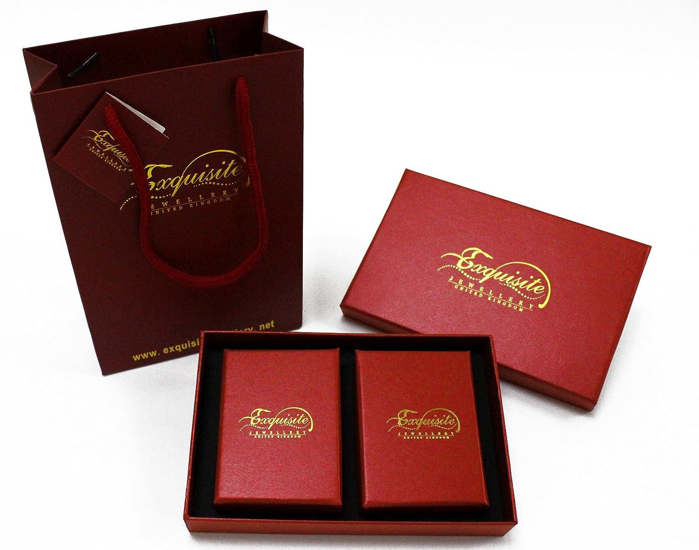 Zacria CHARLOTTE 18K White Gold Plated Gift Set