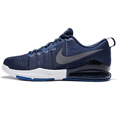 73c8dfb896007 Nike Men s Zoom Train Action BnryBlu MetalicSlvr-BluJay Running Shoes-7 UK  India (41 EU) (852438-404)  Buy Online at Low Prices in India - Amazon.in