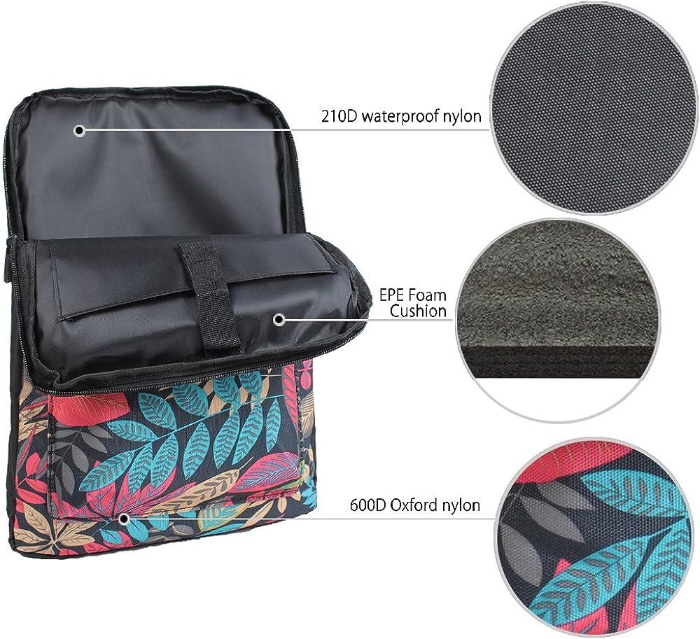 UrbanMover Laptop Sleeve Case Mini Backpack 13-15