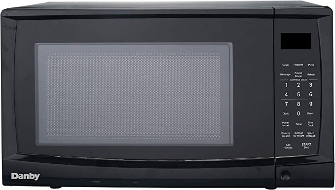 Amazon.com: 0,7 Cu. Ft. 700 W horno de microondas en color ...