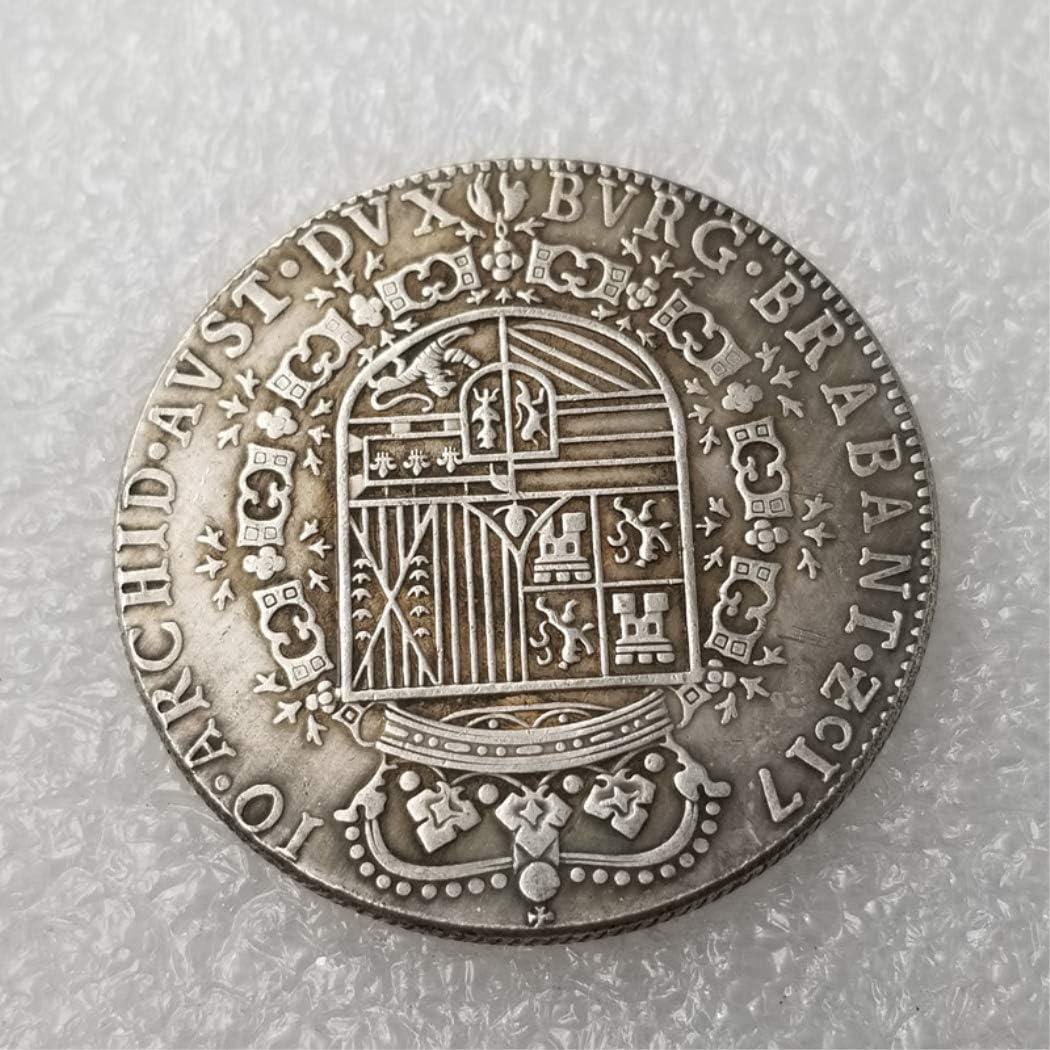 Moneda conmemorativa de España de 1710. Grandes monedas americanas ...