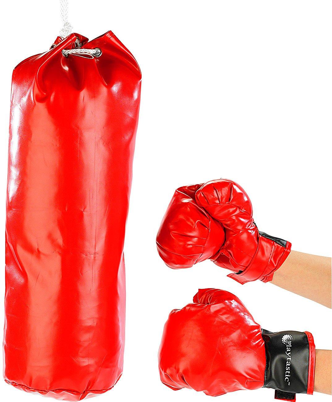 PLAYTASTIC NC1866 - Kit de boxeo para niñ os