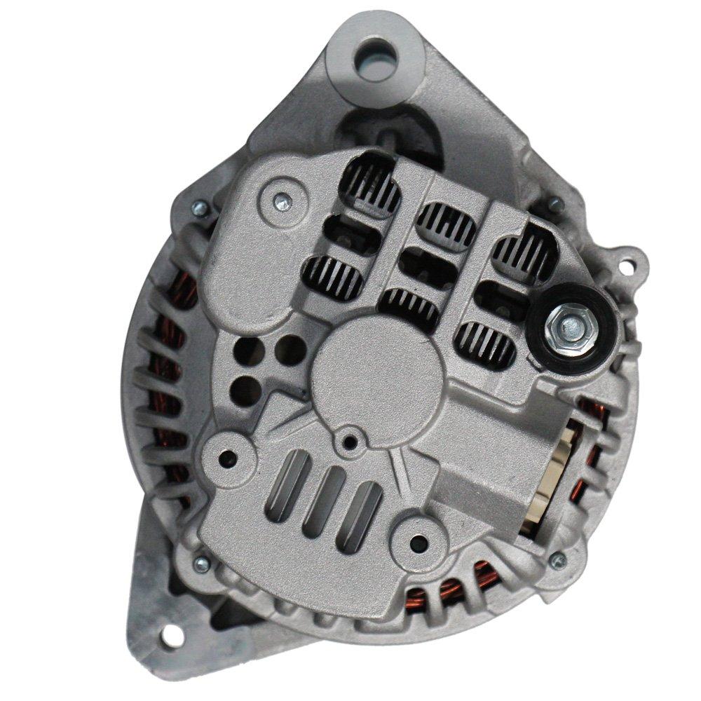 Amazon.com: New Alternator for Honda Civic DX EX GX L HX 1.7L 2001 2002  2003 2004 2005 13893: Automotive