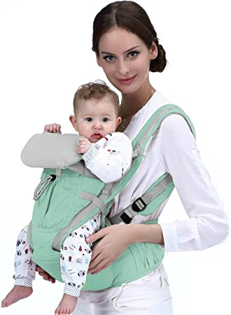 cbba418dc26 Baby Carrier-Ergonomic Baby Carrier Backpack-Baby Carrier Hip Seat-Toddler  Carrier-