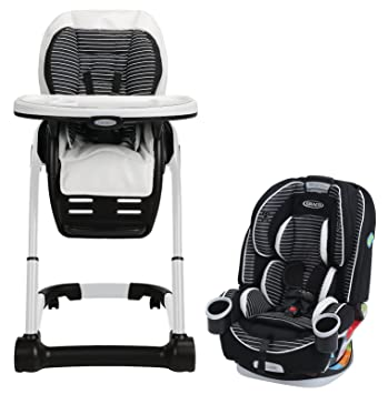 Graco 4Ever All In 1 Car Seat With 4 Highchair
