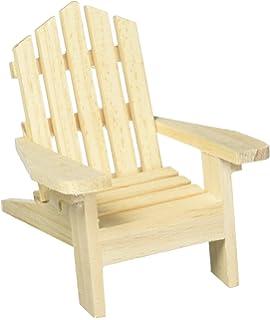 Darice Small Adirondack Wood Chair