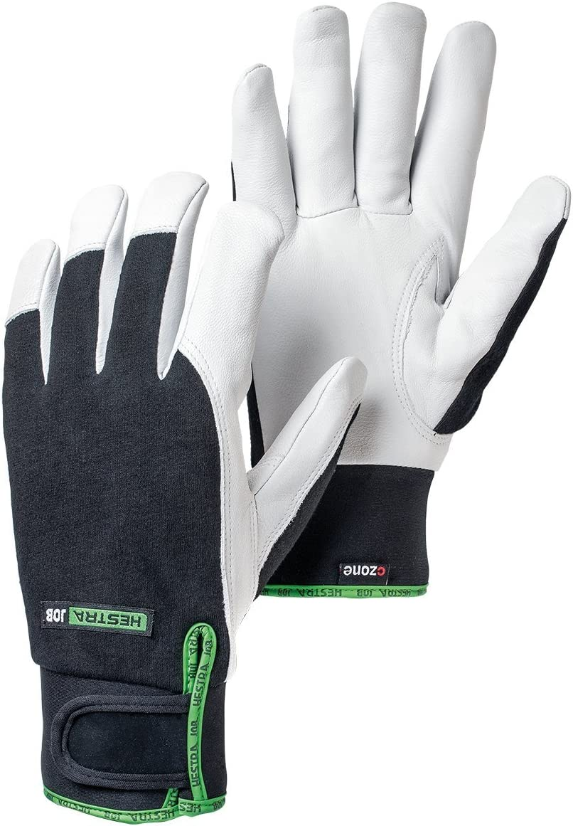 Hestra 74160-100-11 Kobolt Winter Flex Czone Gloves Kobolt Winter Flex Czone Gloves, XX-Large, Black