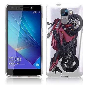 Colección 35, personalizado Huawei Honor 7 - Carcasa - Funda ...