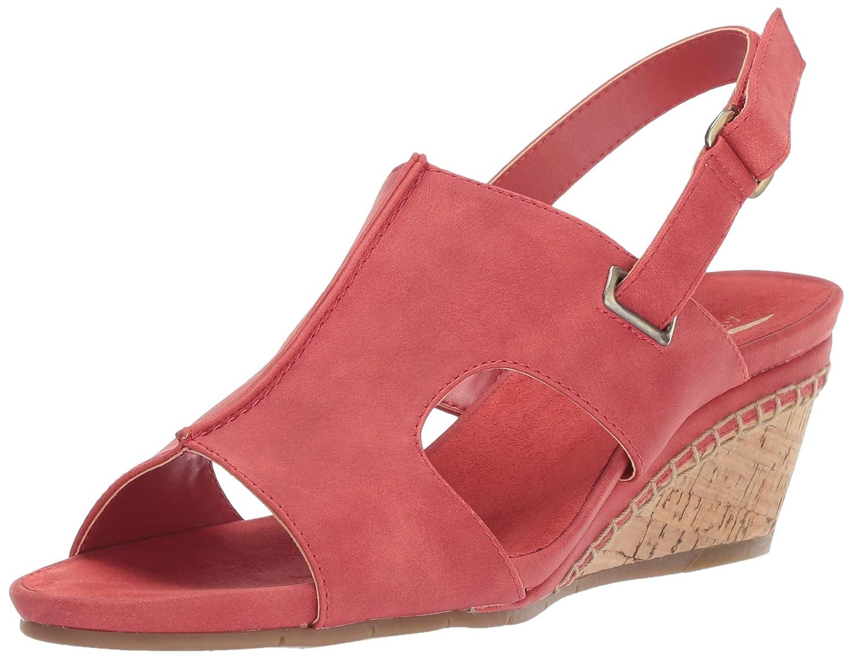 Coral Aerosoles Womens Shortcake Sandal