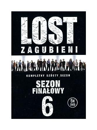Lost Season 6 BOX 5DVD Region 2 English audio  English subtitles