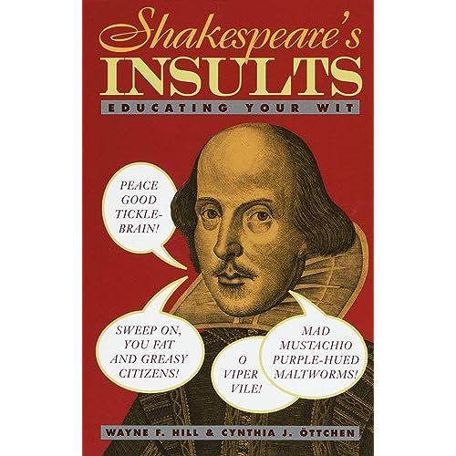 Shakespeare Politics Quotes: Shakespeare Insults: Amazon.com